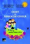 Caiet de educație civică, clasa a IV-a