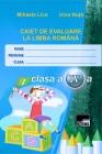 Caiet de evaluare la Limba română, clasa a IV-a