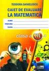 Caiet de evaluare la matematică, clasa a III-a