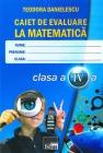 Caiet de evaluare la matematică, clasa a IV-a