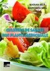 Culegere de salate din plante medicinale