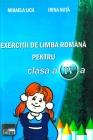 Exerciții de limba română pentru clasa a IV-a