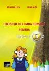 Exerciţii de limba română pentru clasa a II-a
