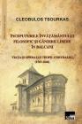Începuturile învăţământului filosofic  şi gândirii libere în Balcani. Viaţa şi opera lui Teofil Corydaleu