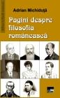 Pagini despre filosofia românească