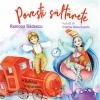 Povești săltărețe (conține audiobook) - ilustrații în acuarelă